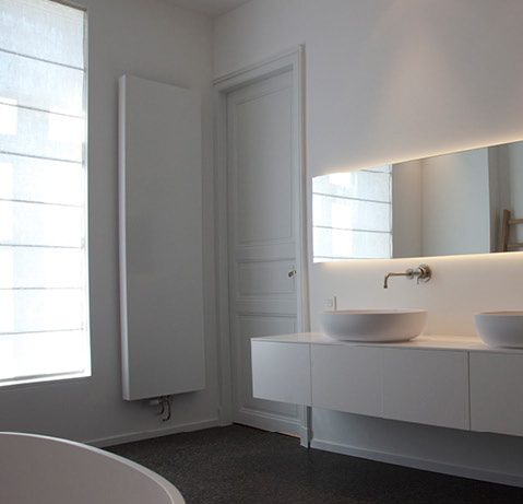 Badkamer Tienen