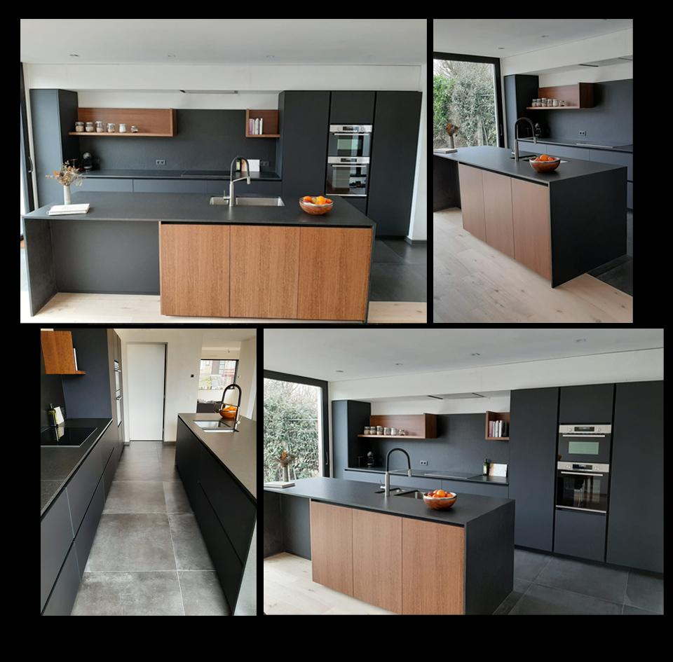 Keuken collage